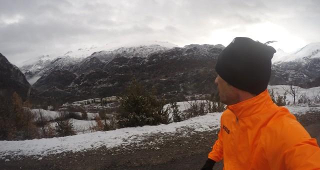Los Pirineos, nieve y running ecuación perfecta
