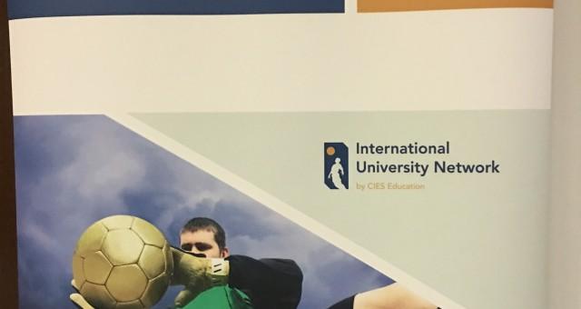 Ponente del curso Cíes de FIFA, RFEF y URJC sobre Redes Sociales