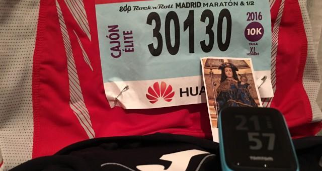 10k del EDP Rock n´Roll Maratón de Madrid