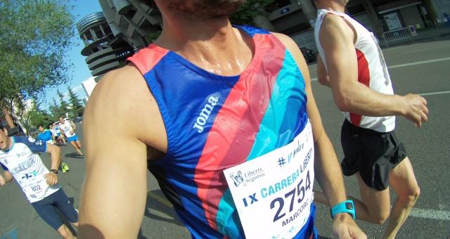 Mañana de domingo, mañana de carreras. 10k en Madrid