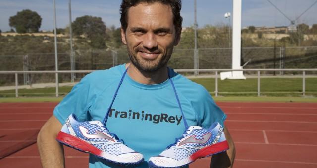 Nuevo atleta del club TrainingRey dirigido por Fernando Rey