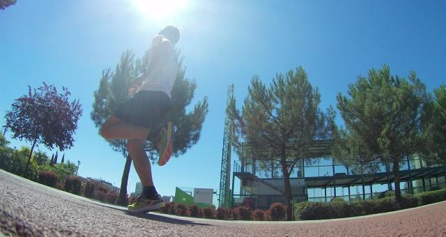 El Parque Santander, lugar de reunión en el centro de Madrid
