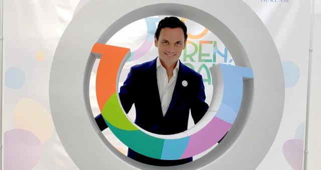 """Ourense estrena el logotipo que representa la """"Ourensanía"""""""