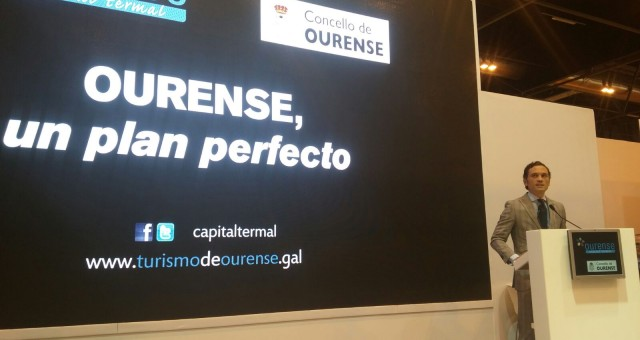 Ourense, un plan perfecto, se presenta en FITUR