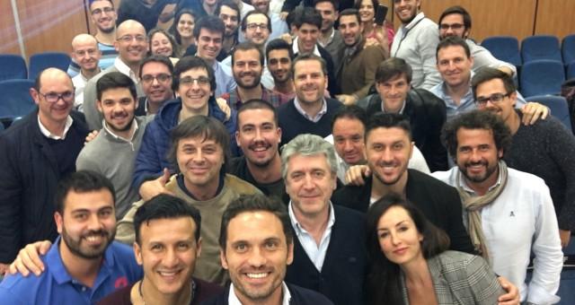 El Curso Cíes de FIFA cuenta con Marco Rocha como profesor