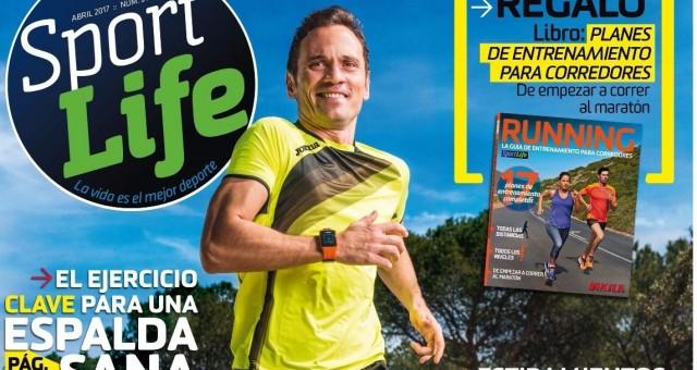 Portada de la revista SportLife