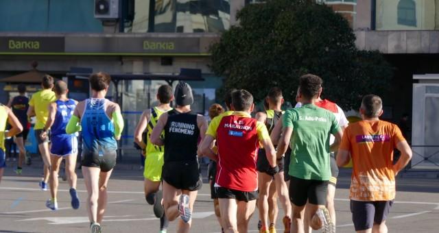 Mi particular Media Maratón de Madrid