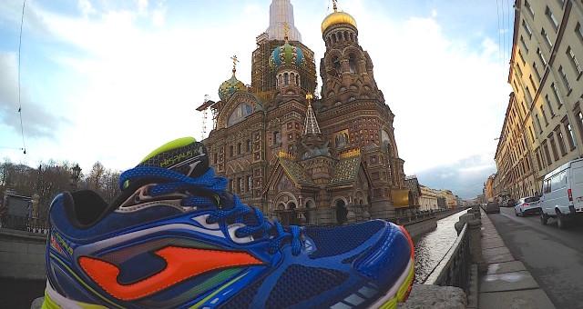 San Petersburgo, tierra de zares ideal para correr