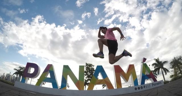 Panamá, ciudad colonial a 30 grados en invierno!!!